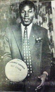 13.Godfrey Chitalu