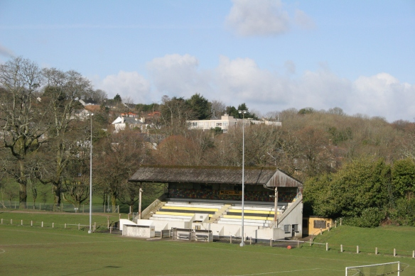 Bodmin Town - Priory Park (1)