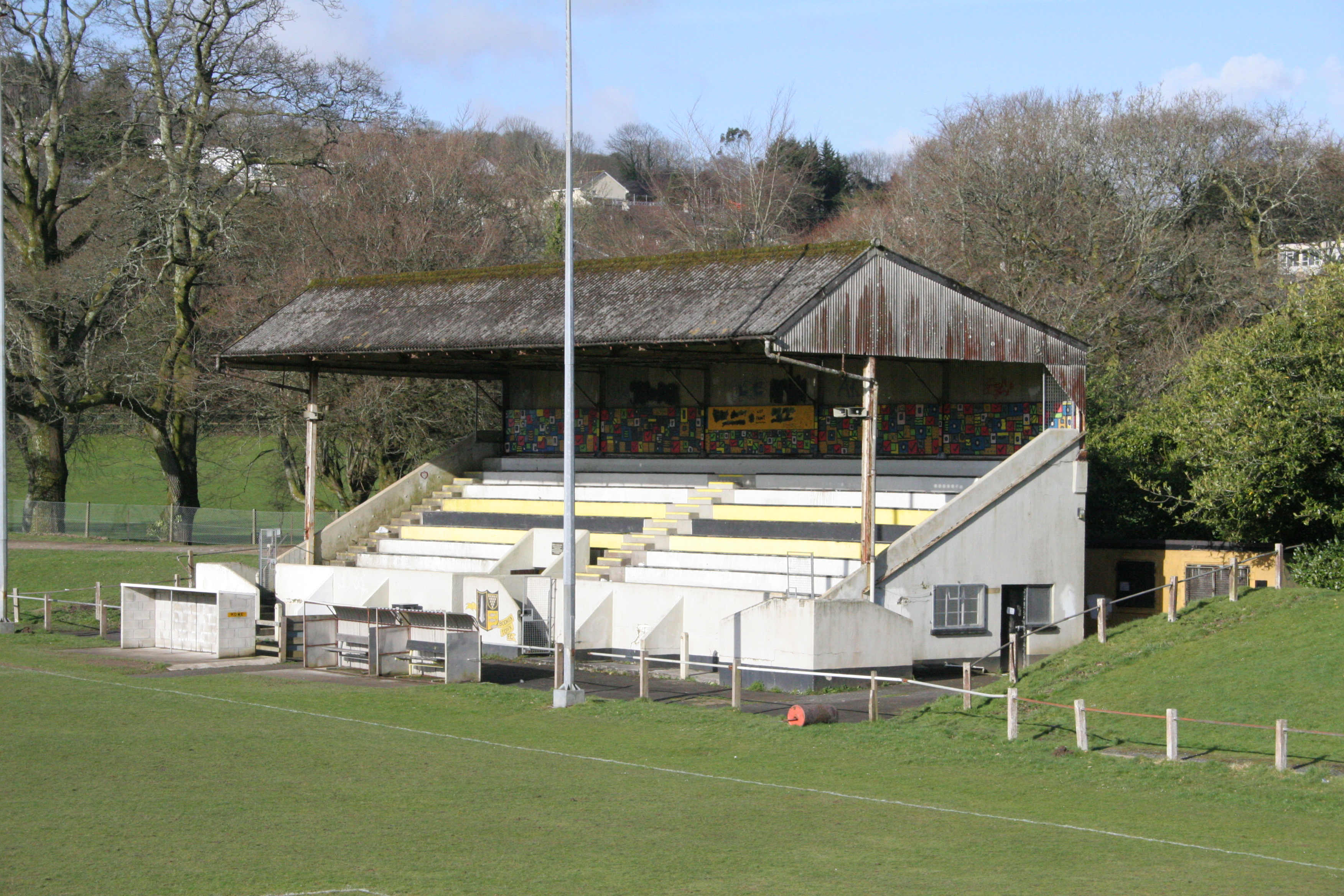 Bodmin Town - Priory Park (3)