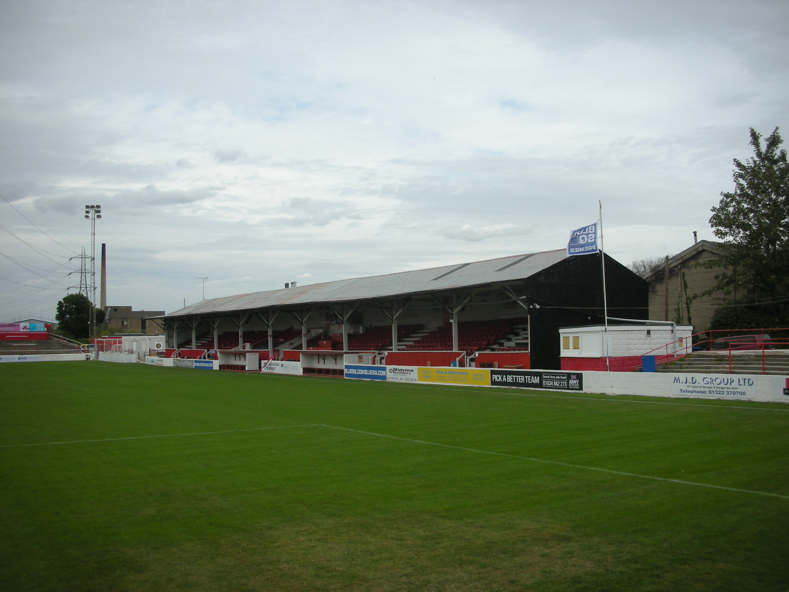Polegrove sports ground