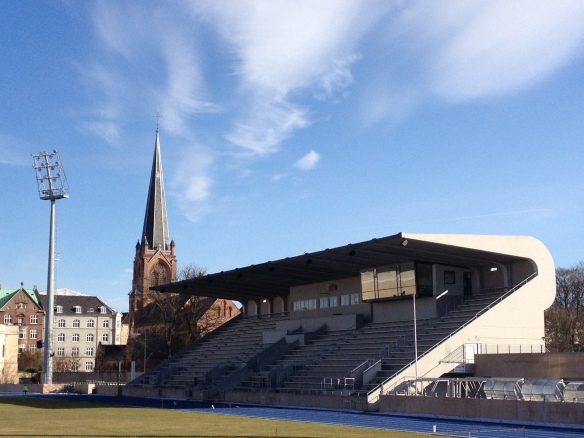 Osterbro Stadion 090313