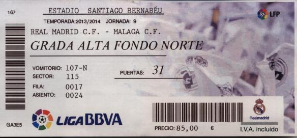real ticket