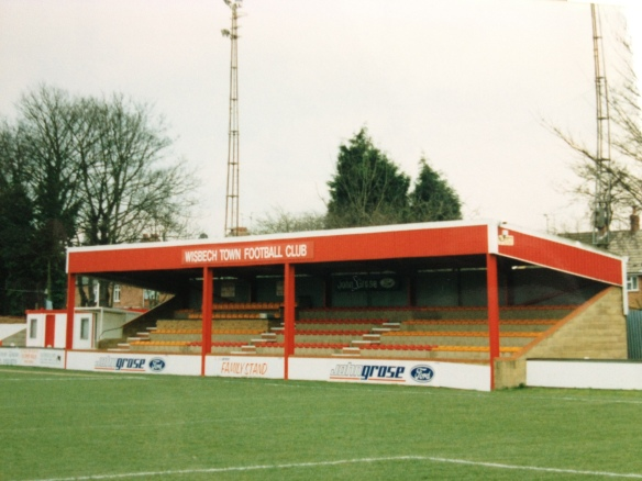 Wisbech old ground