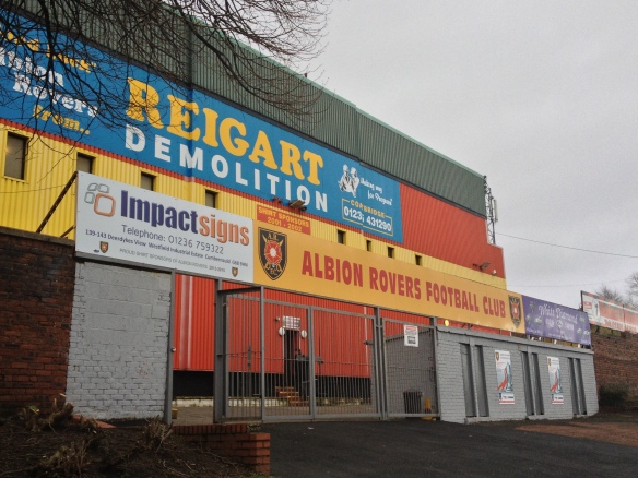 Albion Rovers 281213 007