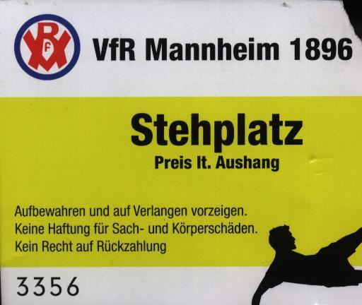 Mannheim ticket 001
