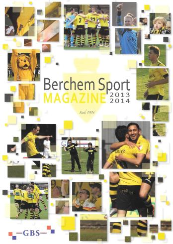 Berchem Sport prog