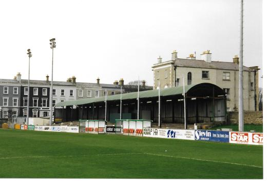 Bray old stand