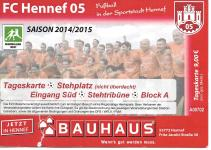 Hennef ticket