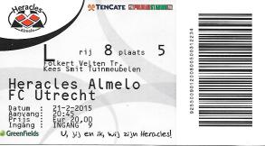 Heracles ticket