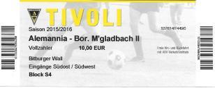 Aachen ticket
