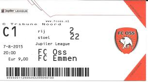 Oss ticket