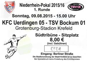 Uerdingen ticket