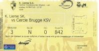 Lierse ticket