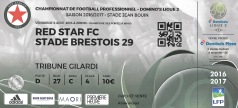 Red Star ticket