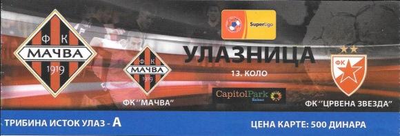 Macva ticket