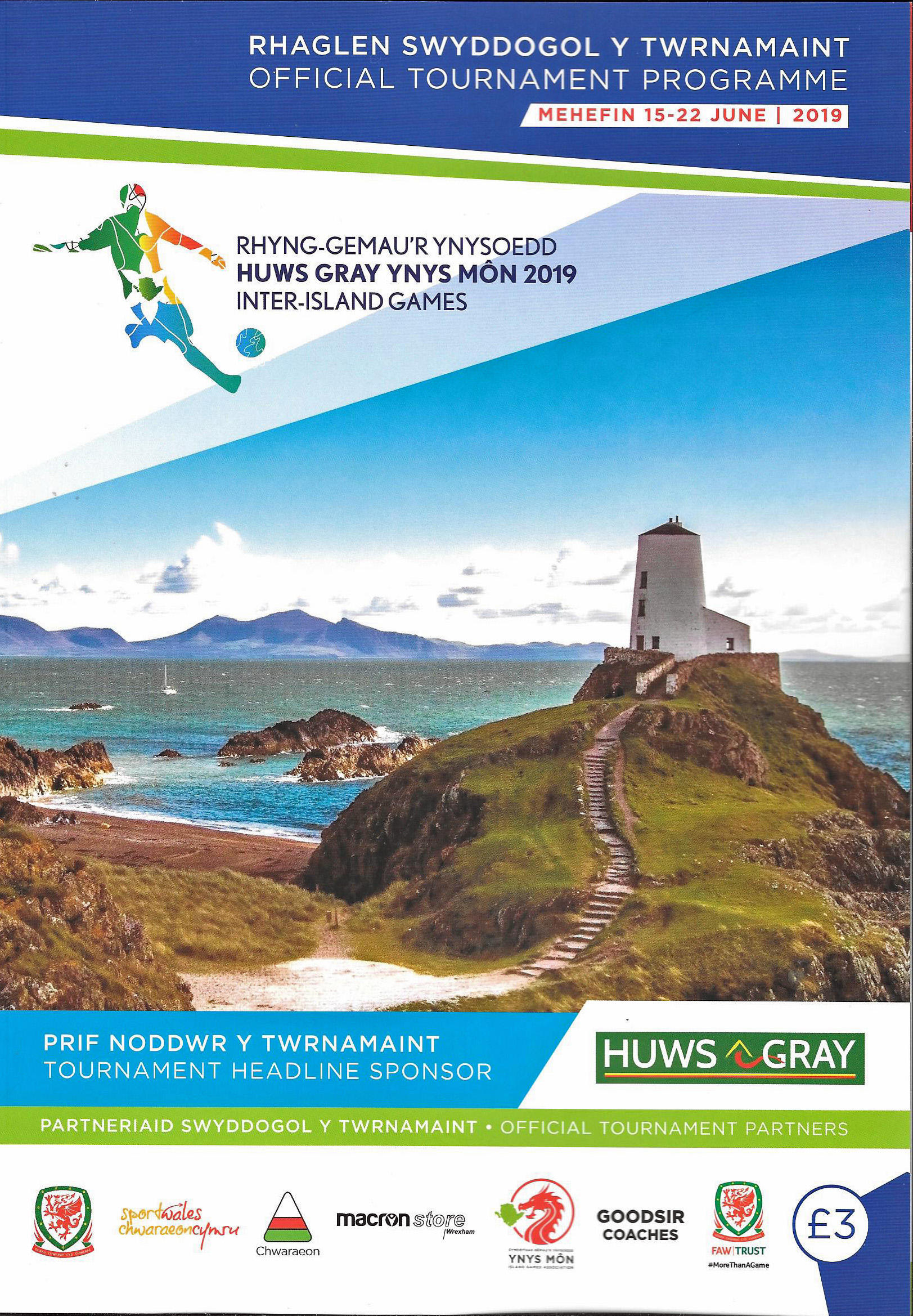 Island Games Programme
