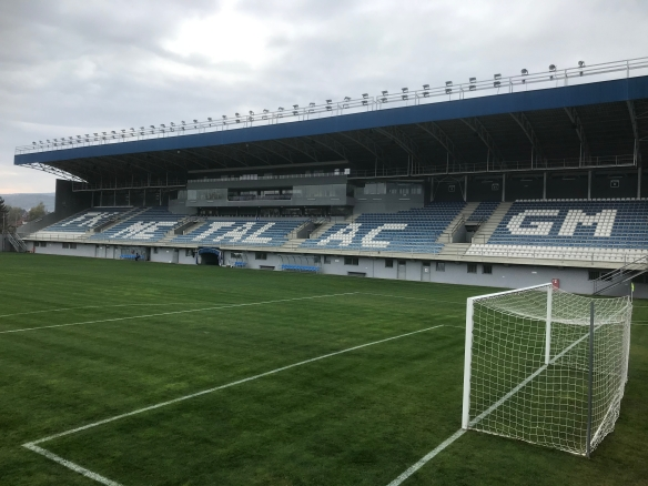Main Stand at Metalac